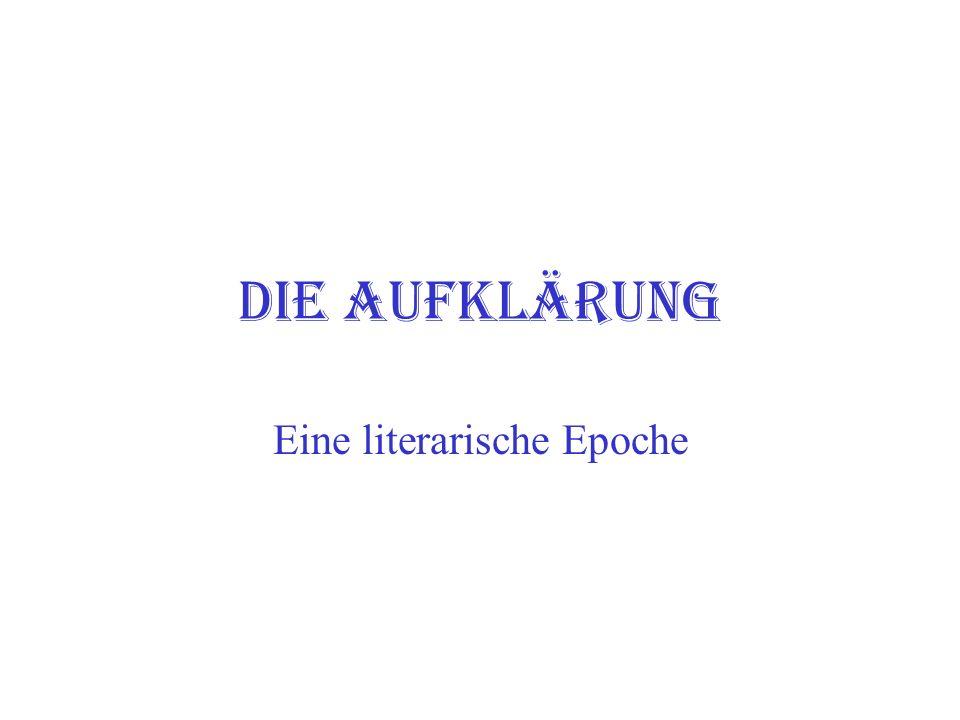Johann Jakob Bodmer und Johann Jakob Breitinger Johann Jakob Bodmer und Johann Jakob Breitinger, Züricher Gelehrte, gaben die Zeitschrift Die Discourse der Mahlern heraus, in der ein gegen Gottsched, d.h.
