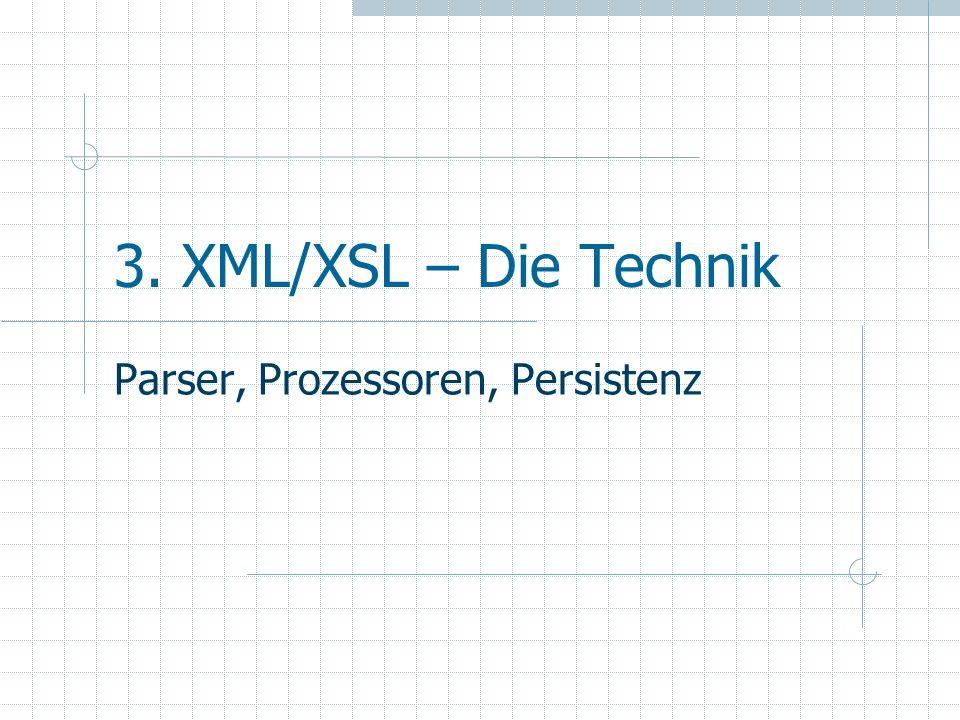 3.1 Ein XML-Dokument