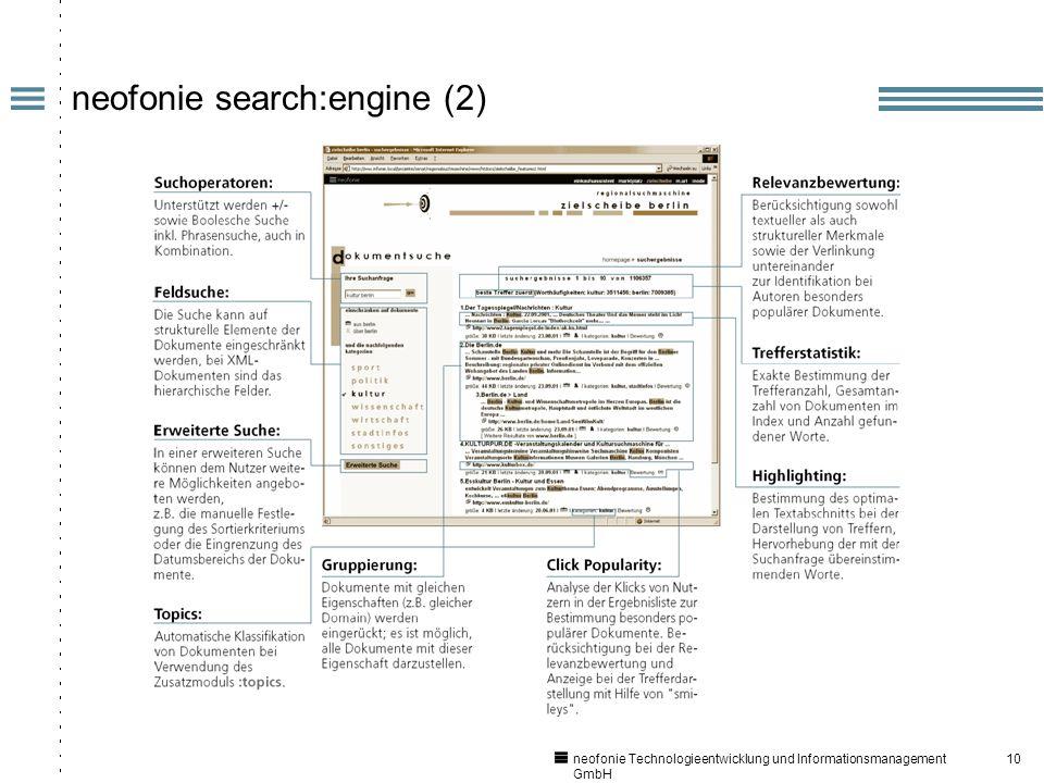 10 neofonie Technologieentwicklung und Informationsmanagement GmbH neofonie search:engine (2)