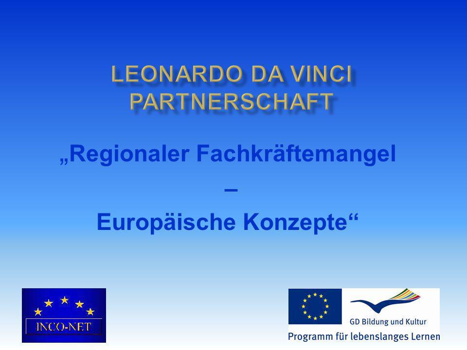 Regionaler Fachkräftemangel – Europäische Konzepte