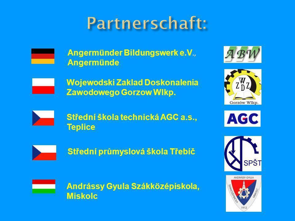 Angermünder Bildungswerk e.V., Angermünde Wojewodski Zaklad Doskonalenia Zawodowego Gorzow Wlkp.