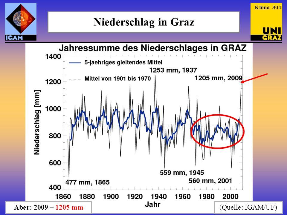 Tornados in Österreich.Nicht jedes Extremereignis ist Klimawandel.