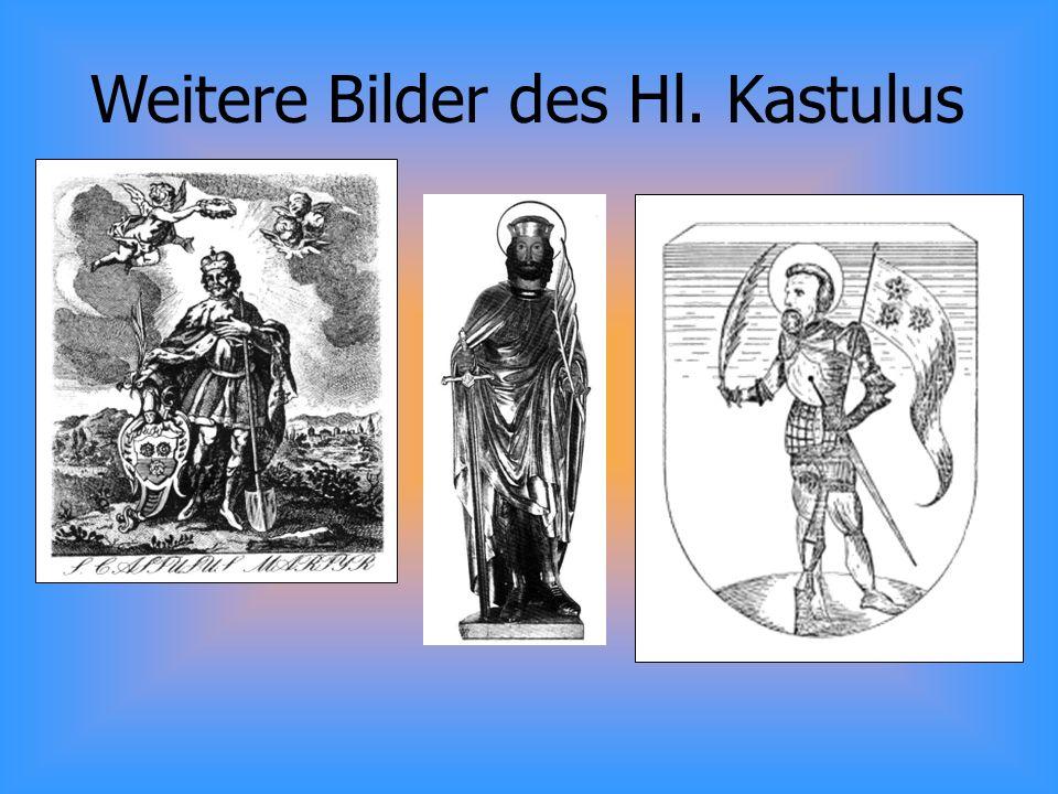 Weitere Bilder des Hl. Kastulus