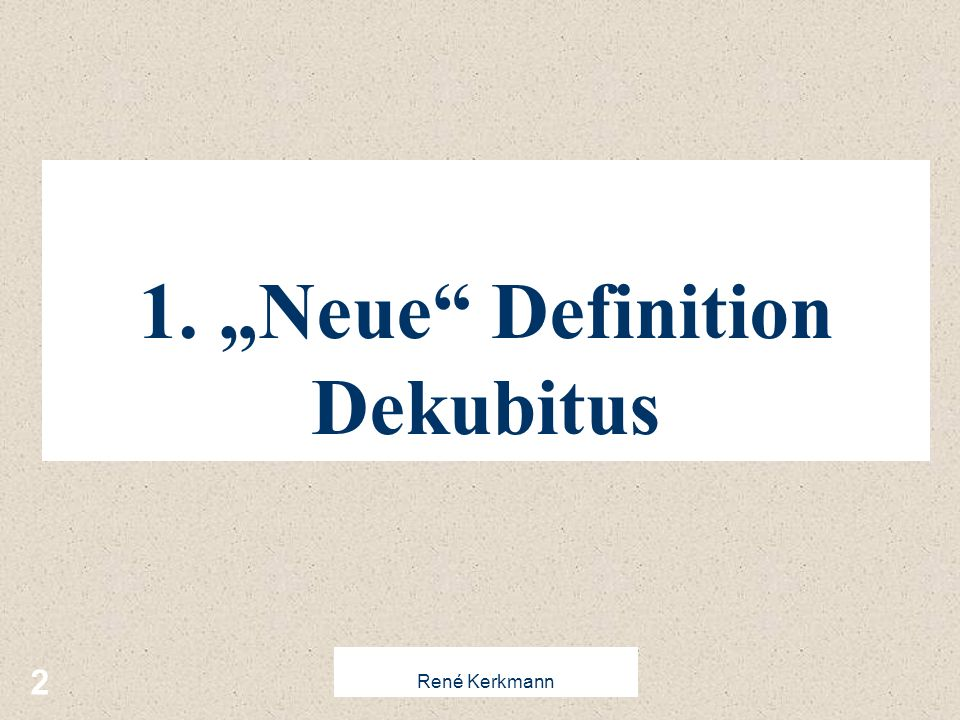 13 3: Veränderungen in den Kriterienebenen des Expertenstandards René Kerkmann