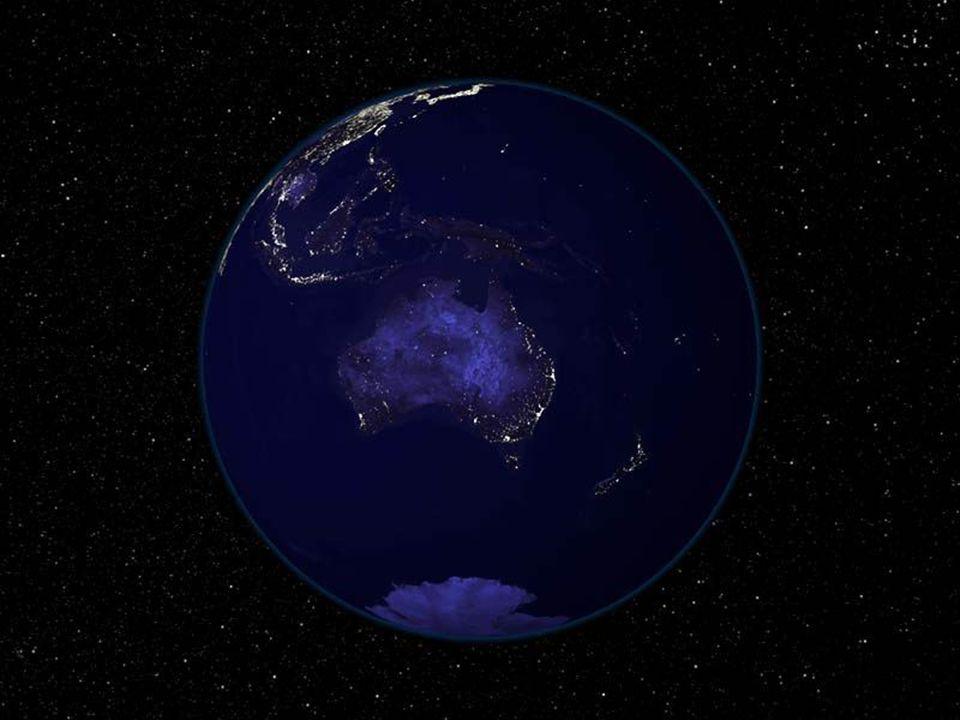 Frankreich Grönland Italien KontinentalePlatte England AFRIKA Hier ist gerade Nacht.