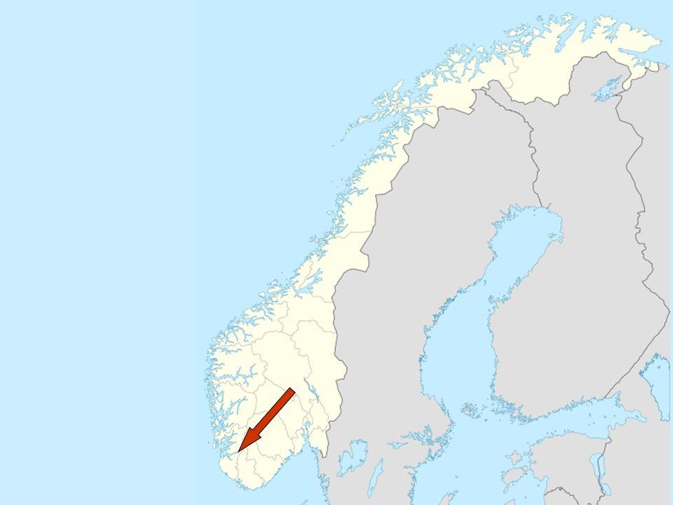 Die Karte zeigt die Stecke von 270m - 604m Seehöhe, die 3,8 km lange Route und das Profil zum Preikestolen.