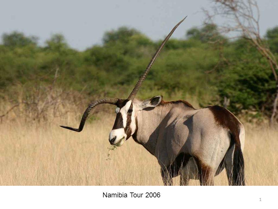 Namibia Tour 2006 1