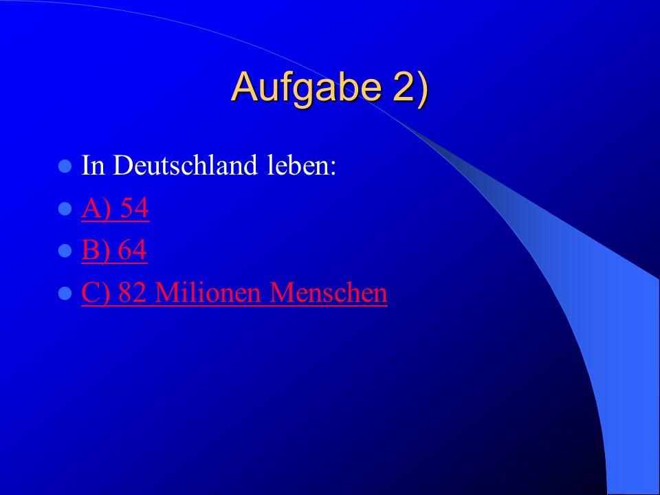 Richtig - 1 Punkt Deutschland ist ein europäisches Land, das die meiste Anzahl von Nachbarn hat. Kein anderes Land in Europa hat so viele Nachbarn wie