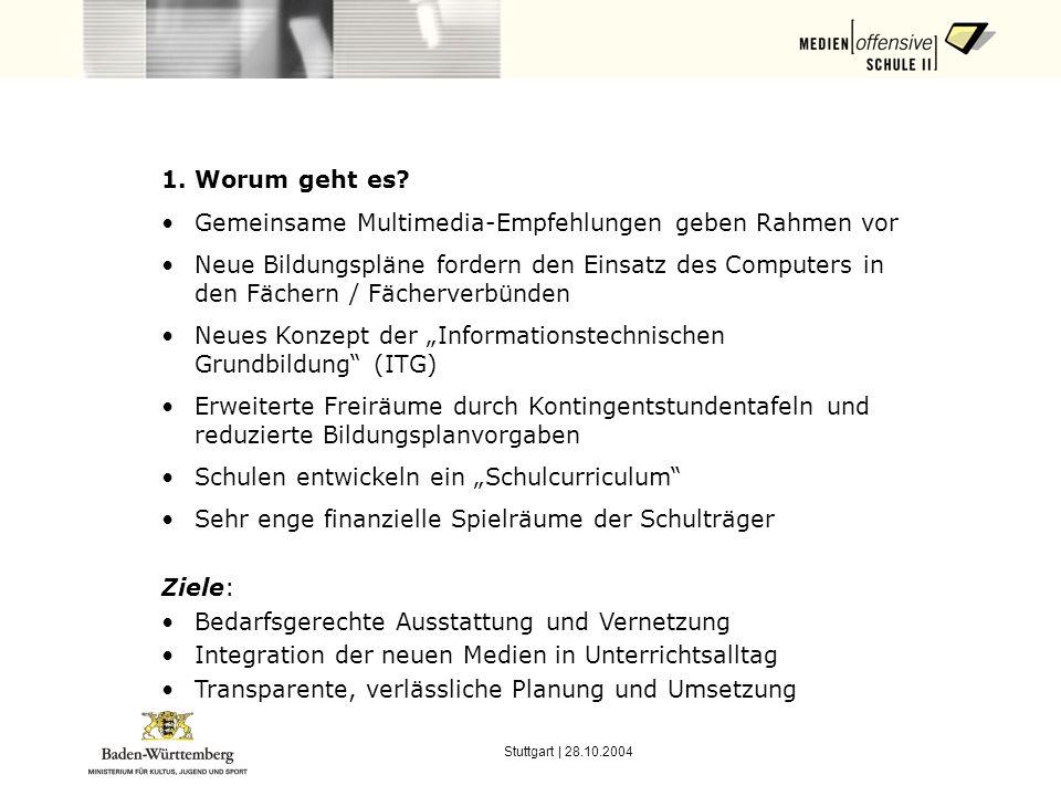 Stuttgart | 28.10.2004 6.