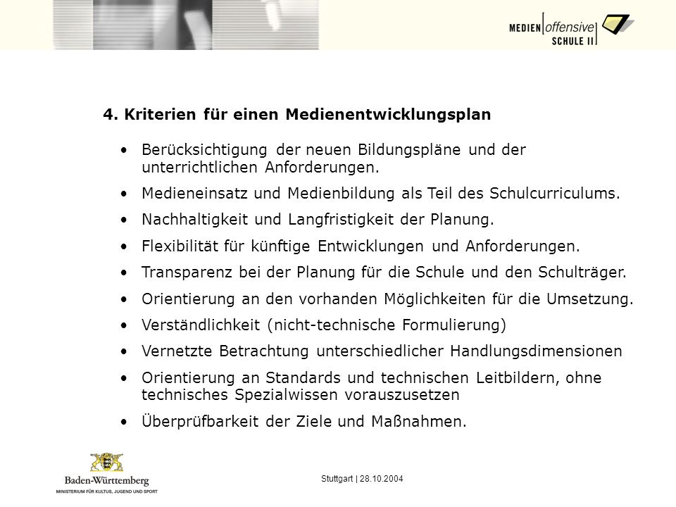 Stuttgart | 28.10.2004 5.