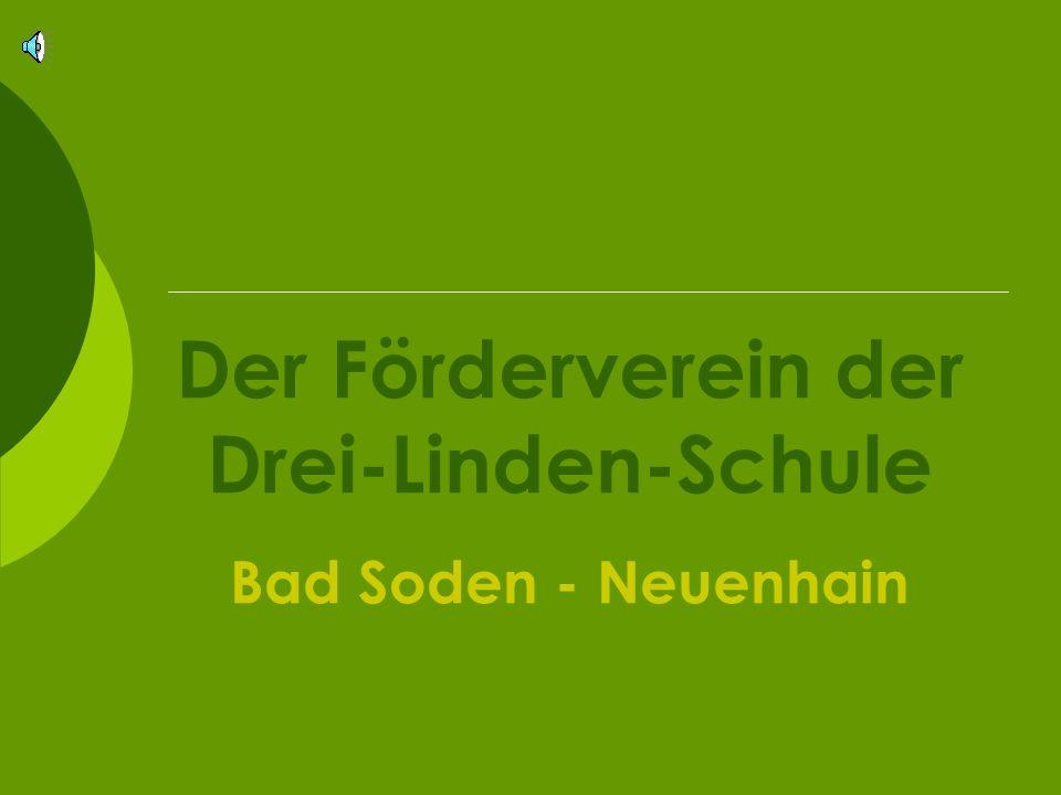 © Presse & Text Martina Adam 18.Mai 2014 Der Förderverein der Drei-Linden-Schule e.