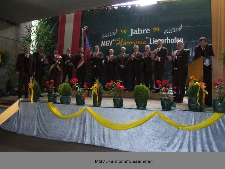 MGV Harmonie Lieserhofen