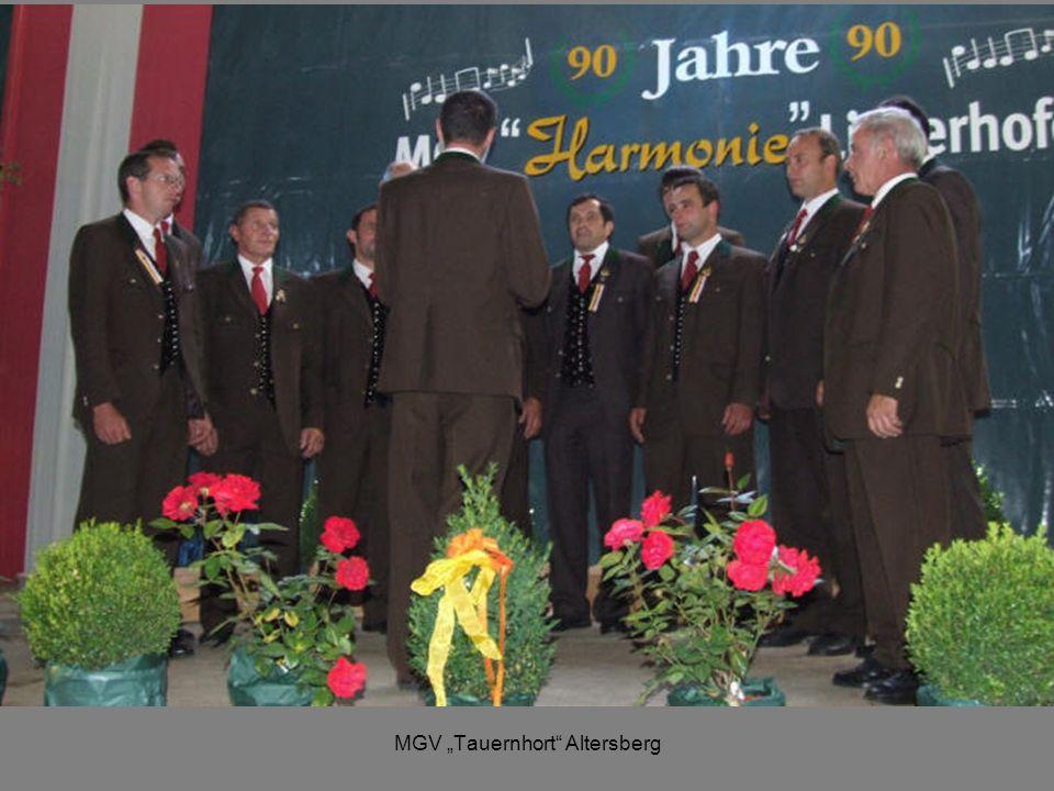 MGV Tauernhort Altersberg