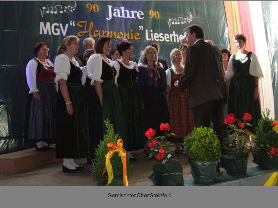 Gemischter Chor Steinfeld