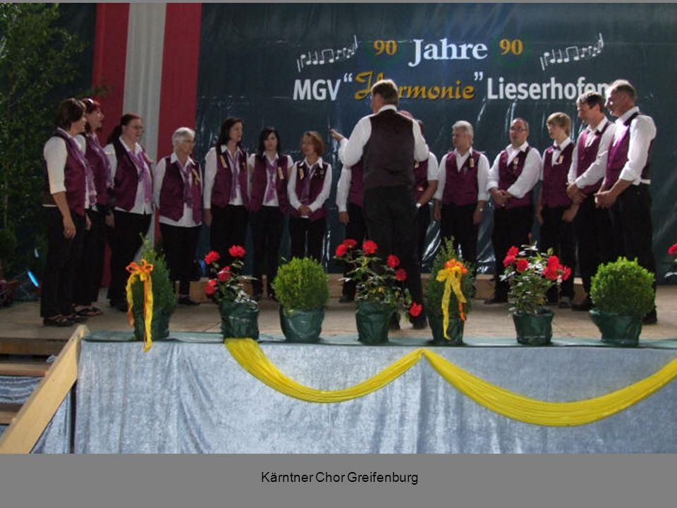 Kärntner Chor Greifenburg