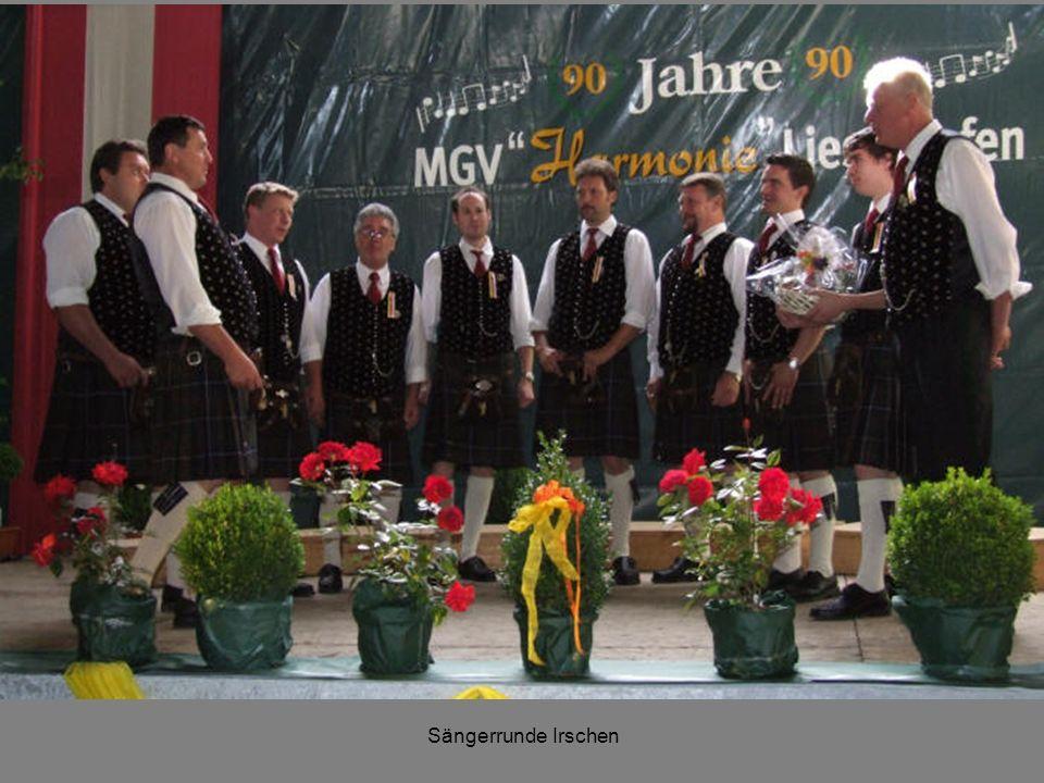 Sängerrunde Irschen