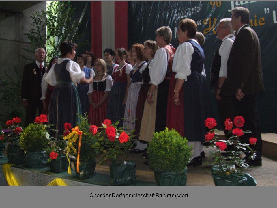 Chor der Dorfgemeinschaft Baldramsdorf