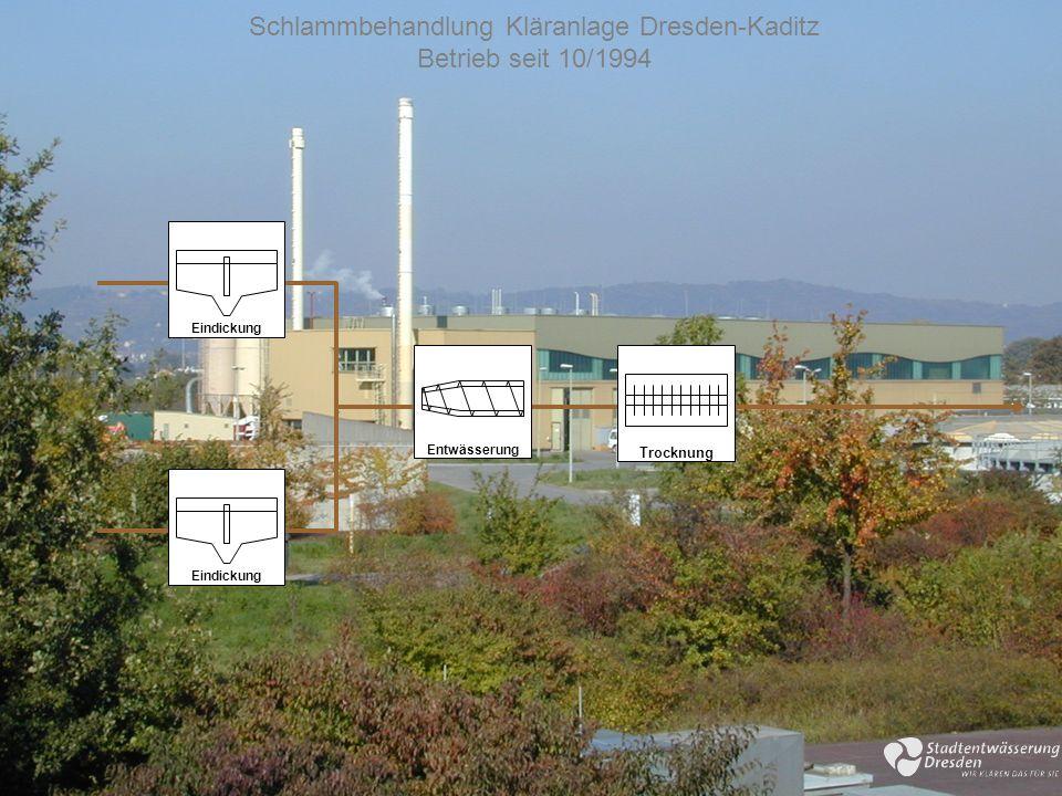 Pyrolyse Katalytische drucklose Verölung / Dieselerzeugung Vergasung Niedrigtemperatur-Konvertierung Überkritische Wasseroxidation mit anschließender Wertstoffrückgewinnung aktualisierte Bemessung und verfahrenstechnische Optionen endgültige Investitionsentscheidung für die Faulung Mai 2006 innovativ modifizierte Faulungsvarianten Faulung PG-AKA/Schlammrunde 2, Arbeitsstand 13.03.06