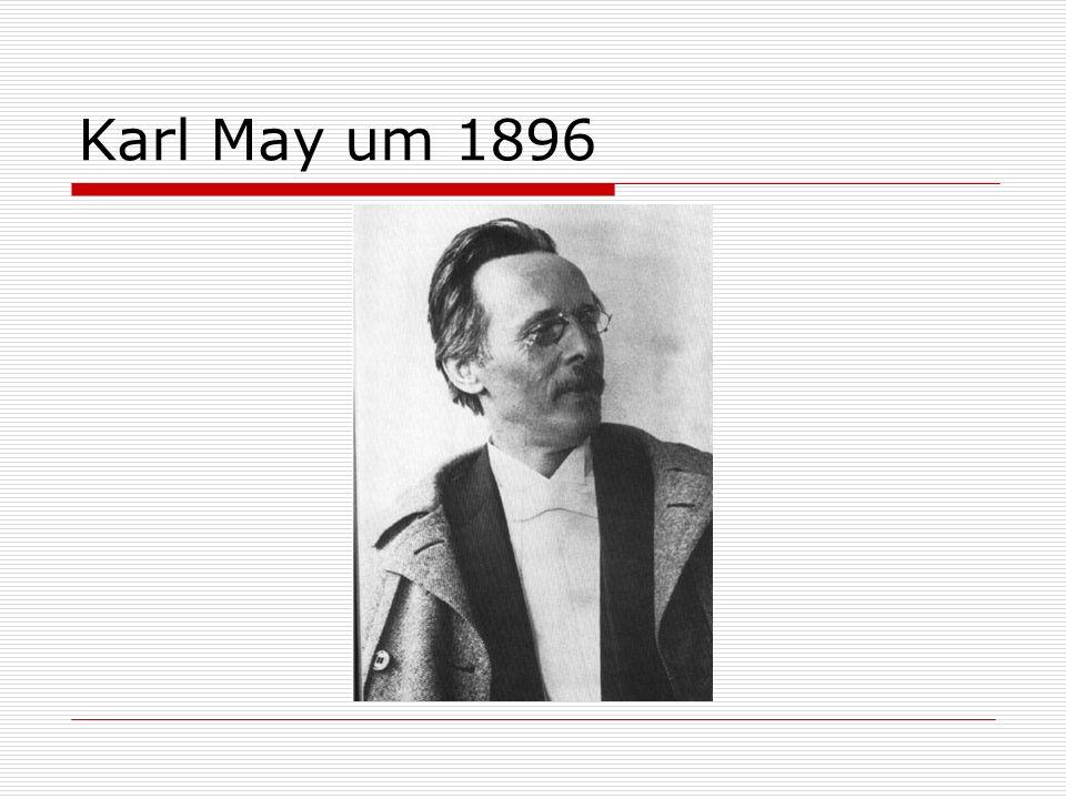 Karl May um 1896