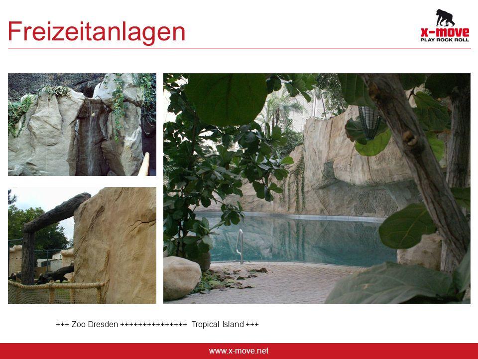 www.x-move.net Freizeitanlagen +++ Zoo Dresden +++++++++++++++ Tropical Island +++