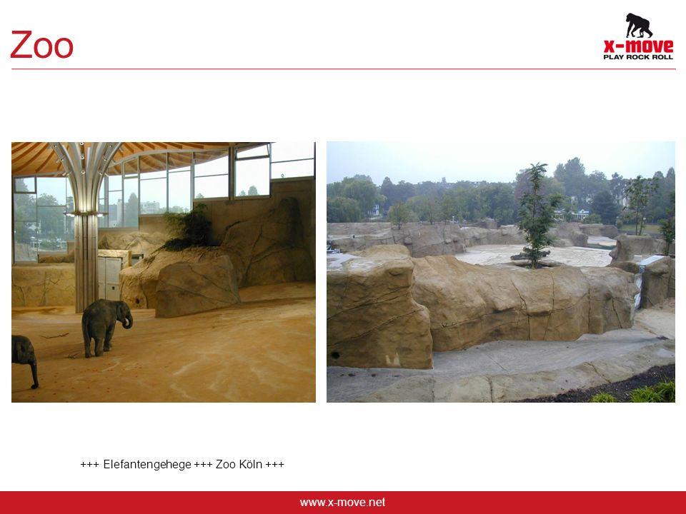 www.x-move.net Zoo +++ Elefantengehege +++ Zoo Köln +++