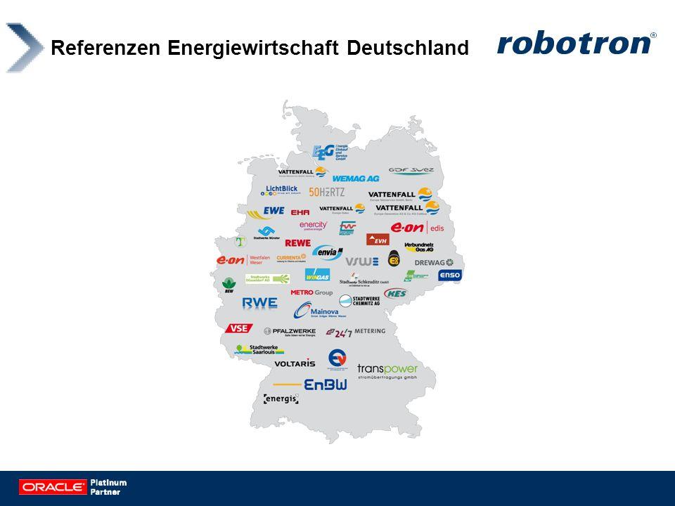 Referenzen Energiewirtschaft Schweiz