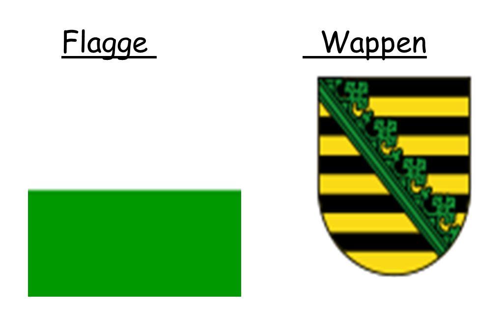 Geographie Hauptstadt: Dresden.Fläche: 18 415 Quadrat Km.