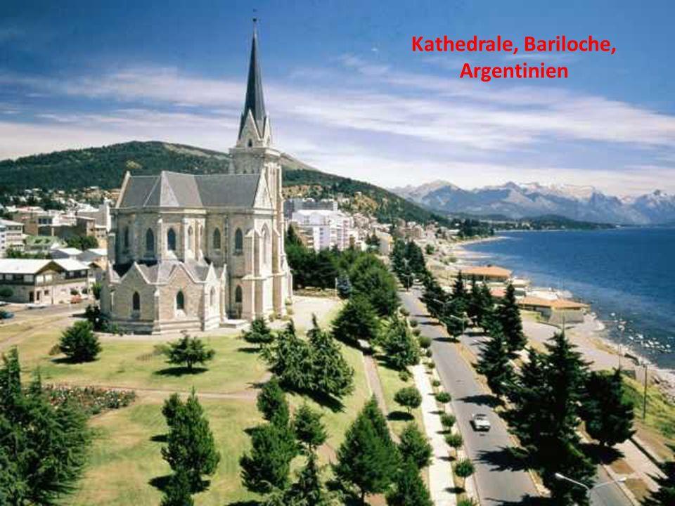 Kathedrale, Bariloche, Argentinien
