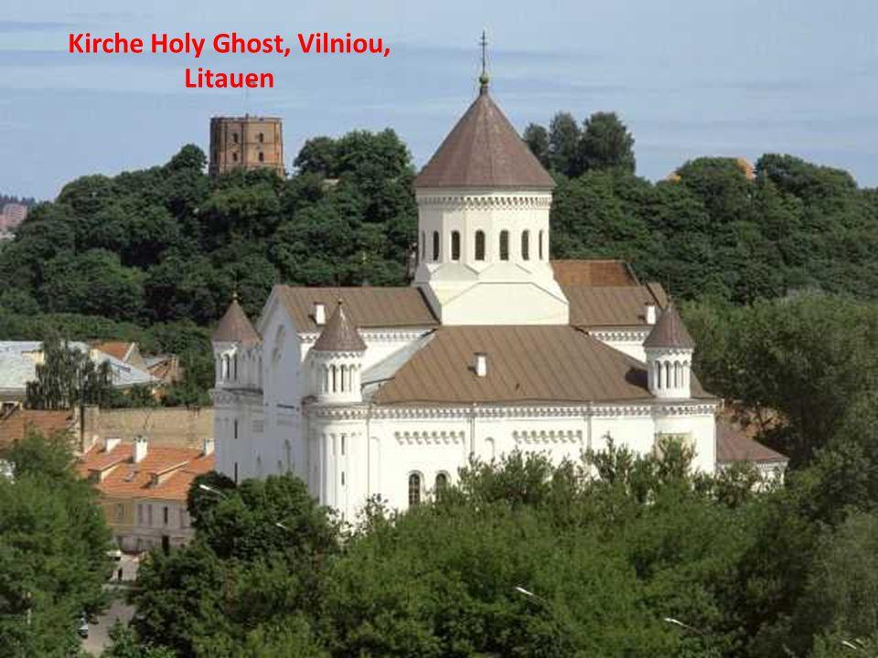 Kirche Holy Ghost, Vilniou, Litauen