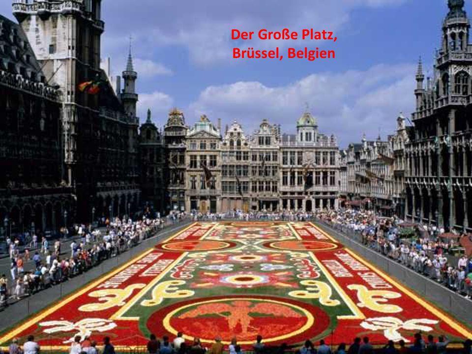Der Große Platz, Brüssel, Belgien