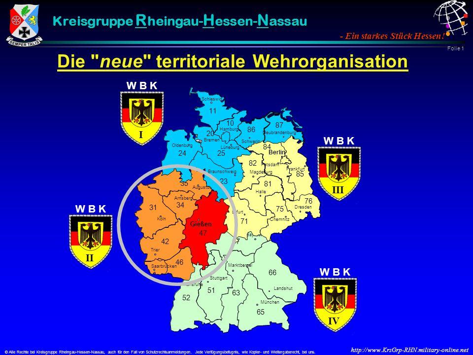 © Alle Rechte bei Kreisgruppe Rheingau-Hessen-Nassau, auch für den Fall von Schutzrechtsanmeldungen. Jede Verfügungsbefugnis, wie Kopier- und Weiterga