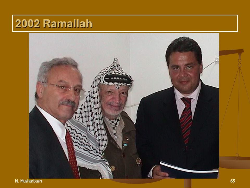 N. Musharbash65 2002 Ramallah