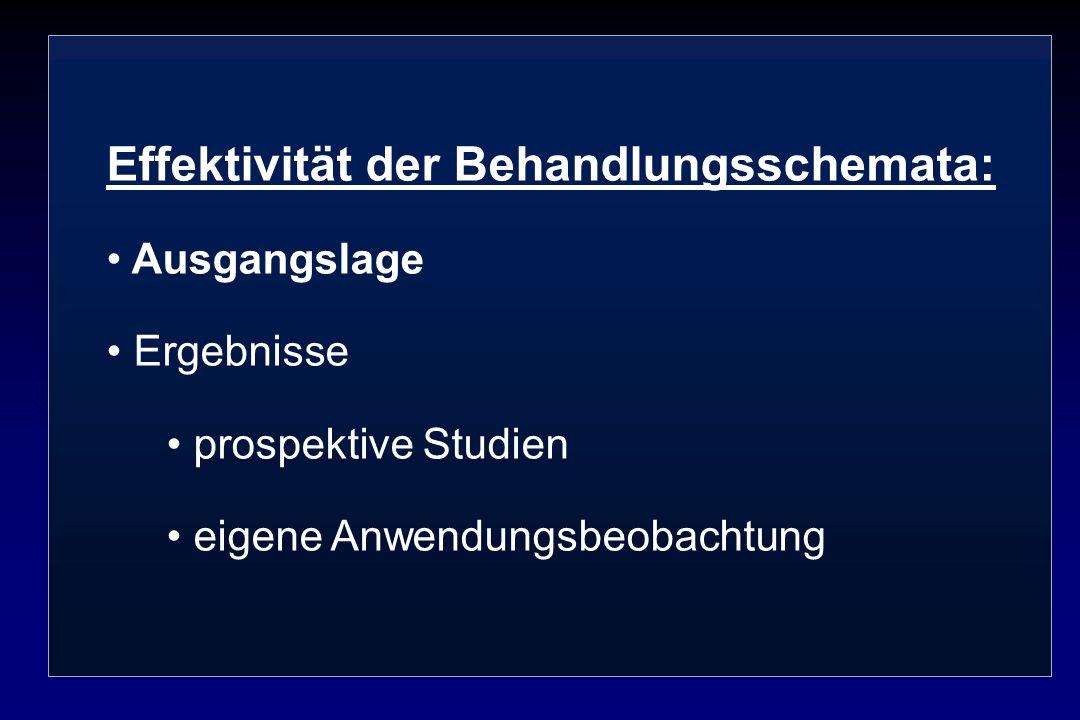 deutlicher Trend einer Unterbehandlung deutsche Definition erneute Aktivität (PRN) zu defensiv Visusverschl.