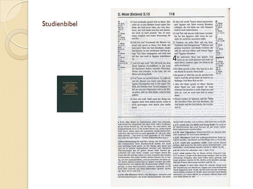 Studienbibel