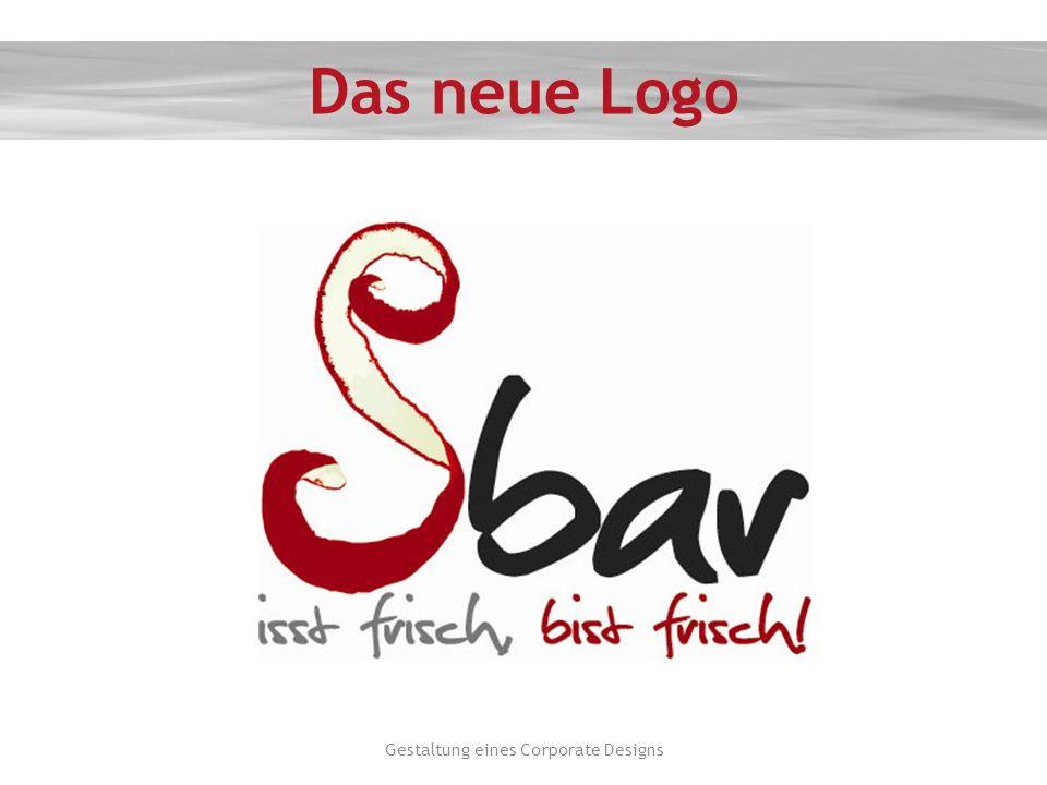 Das neue Logo Gestaltung eines Corporate Designs