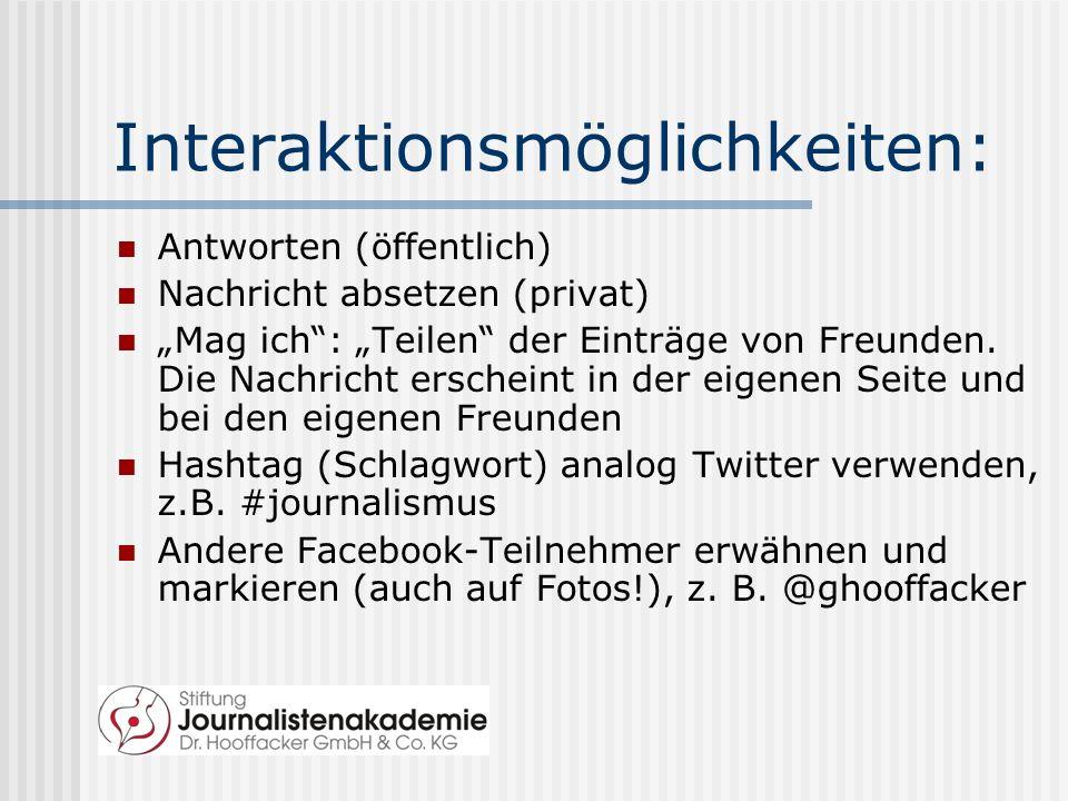 Ein Drittel aller deutschen Internetnutzer ist bei Facebook.