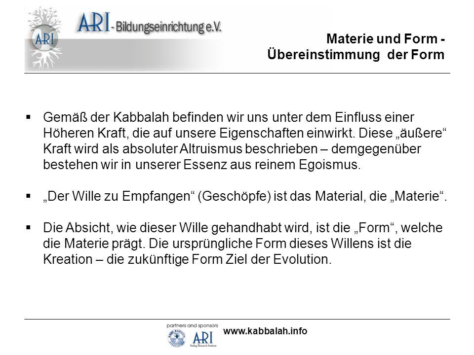 www.kabbalah.info Internet: Bücher: Live- Unterricht: Ausblick