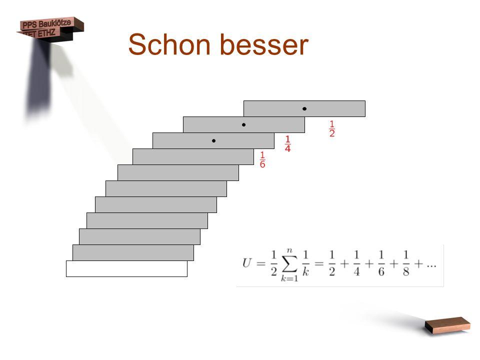 Freischneiden Klötzchen auseinander nehmen Gewichtskraft einfügen Kräfte zwischen den Klötzchen einführen Kraft von der Unterlage 0198 98 76 67 2354 5423 G G GG