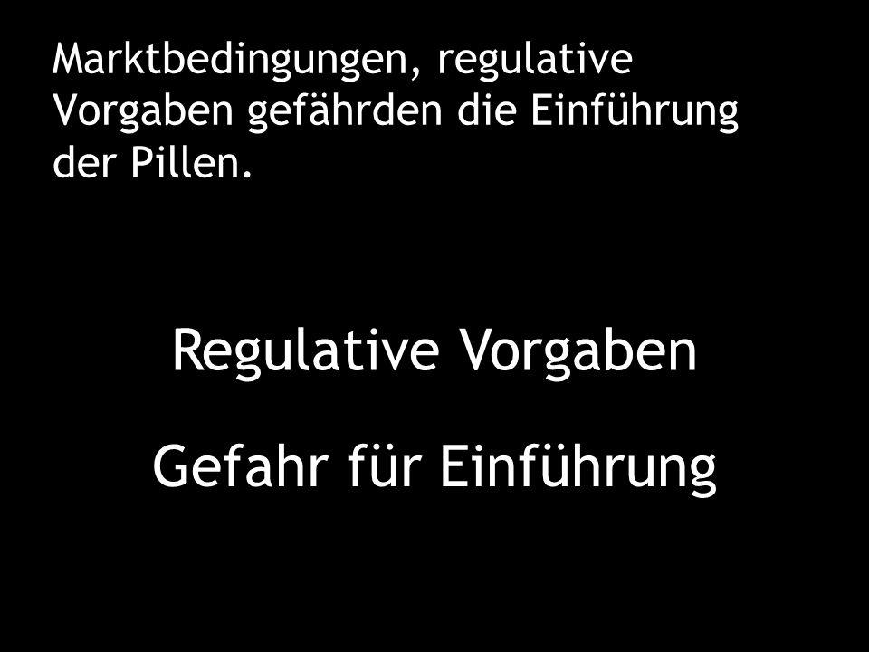Die erste Phase erhöht das Consumerbewusstsein auf dem deutschen Markt Phase 1