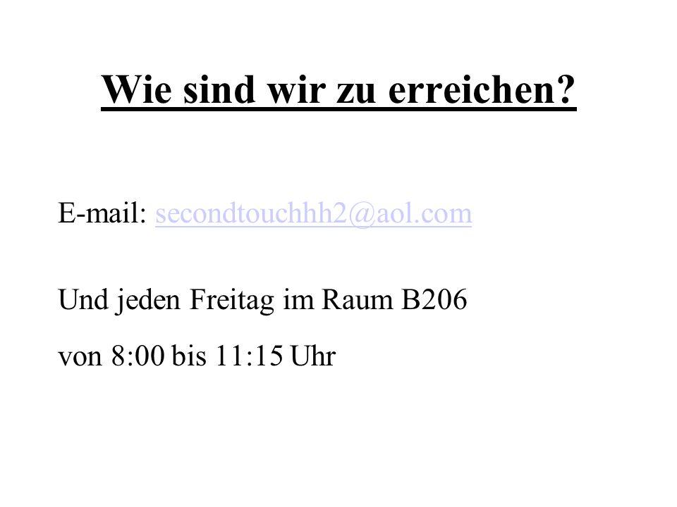 Kommissionsvertrag Teil II und 2nd Touch Am Bahnhof 80 29664 Walsrode Tel: 05161 6060 wird ein Kommissionsvertrag geschlossen. Der Artikel ___________