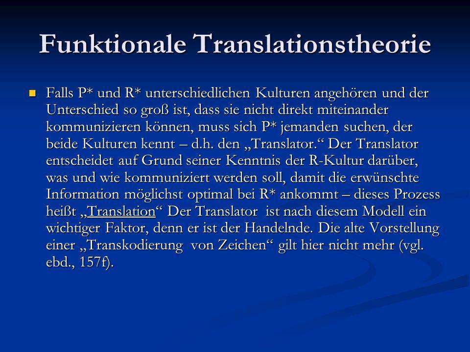 Die Übersetzungsprobleme NORD stellt für die Übersetzung folgende Problemkreise auf: NORD stellt für die Übersetzung folgende Problemkreise auf: 1.