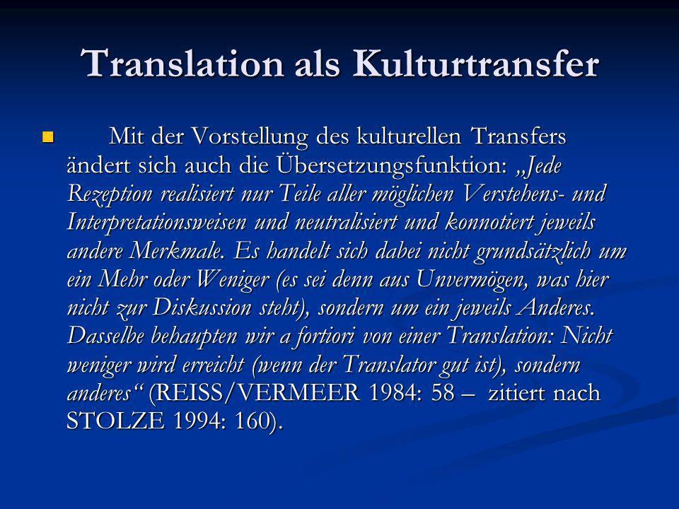 Das Hermeneutische Denken Die Hermeneutik reflektiert den Umgang des Übersetzers mit der Sprache, mit Texten und mit seiner Umgebung.