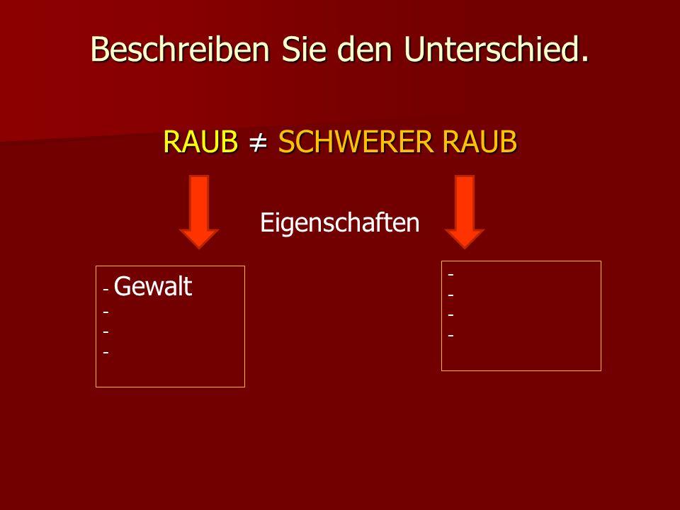 Übersetzen Sie folgende Wendungen ins Deutsche.1.