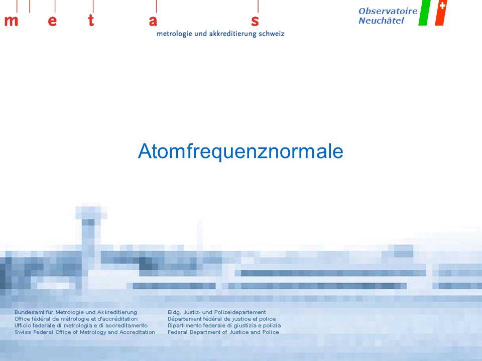 METAS_fountain/Sept-2002/Dd Observatoire Neuchâtel Atomfrequenznormale