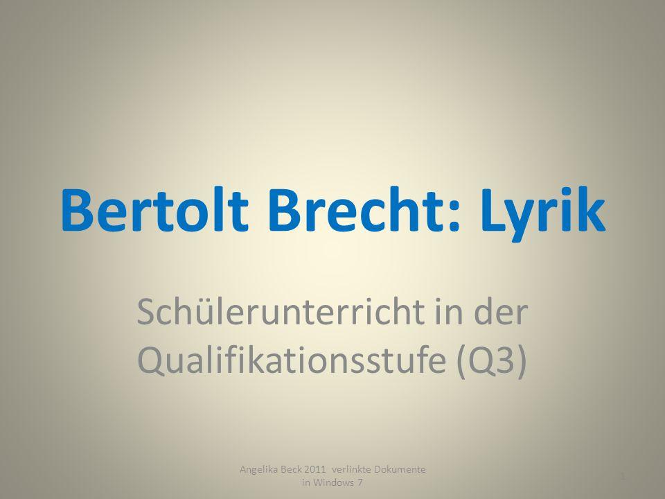 Erarbeitung der sprachlichen Gestaltungsmittel Beispiel: RomanzeRecherche im Internet 11-2-3-4-52345 in der Bibliothek z.B.