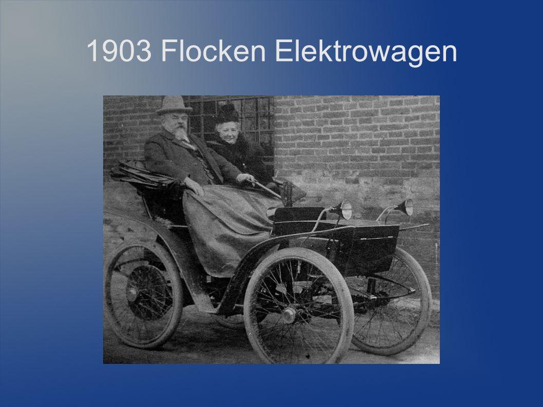 1903 Flocken Elektrowagen