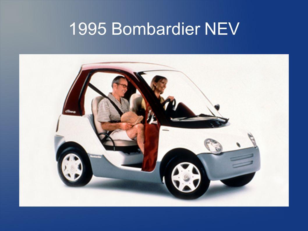 1995 Bombardier NEV