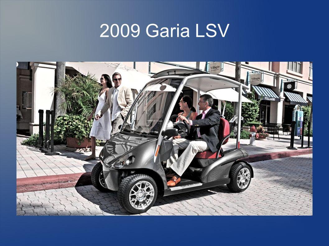 2009 Garia LSV