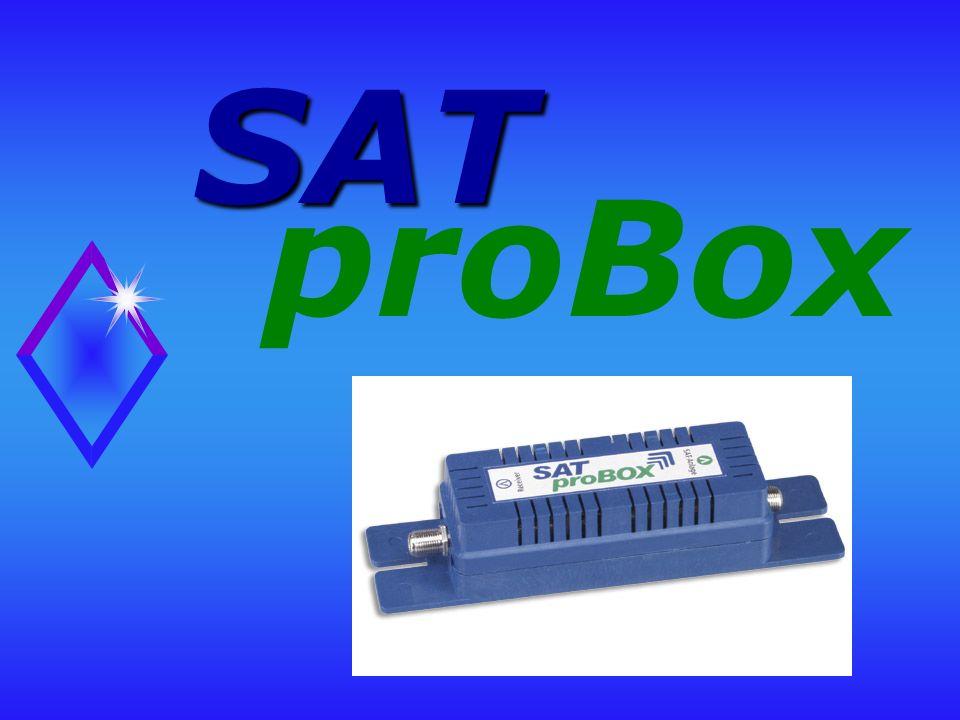 SAT SAT proBox