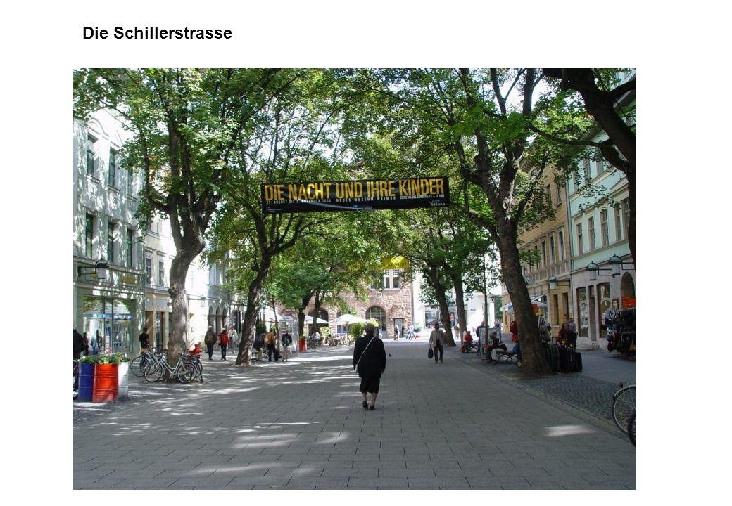 Die Schillerstrasse